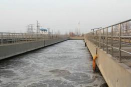 某央企20万吨污水处理厂